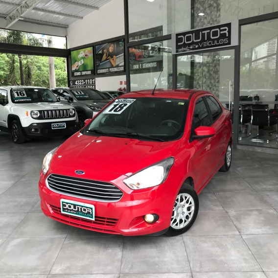 Ford Ka + 2018 1.0 Ti Vct Flex Se / Ka Sedan 2018