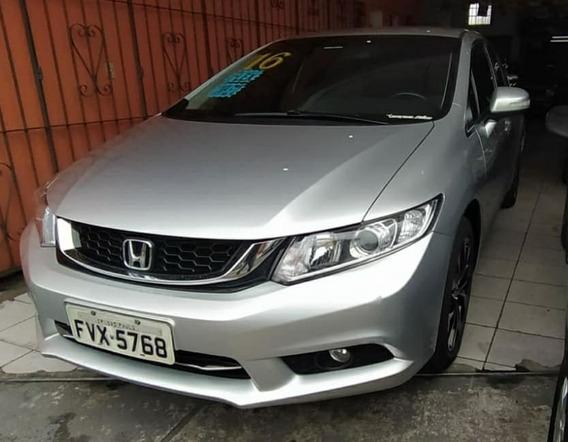 Honda Civic Lxr Aut 5p
