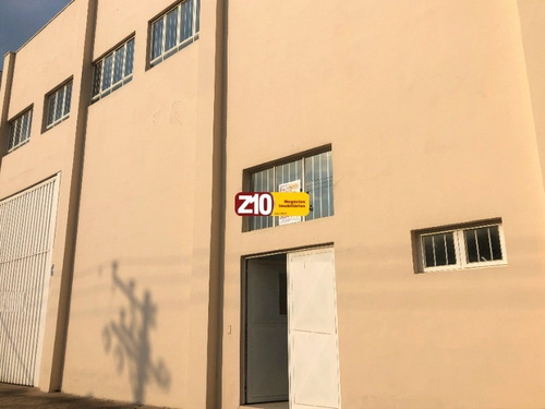 Gl00433 Galpão Em Facil Localização Com Entrada De Caminháo - Distrito Industrial - Indaiatuba - Gl00433 - 68698932
