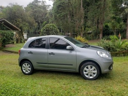 Nissan March 2012 1.6 Sv 5p