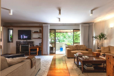Apartamento Em Campo Belo, São Paulo/sp De 272m² 4 Quartos À Venda Por R$ 3.200.000,00para Locação R$ 15.000,00/mes - Ap210019lr