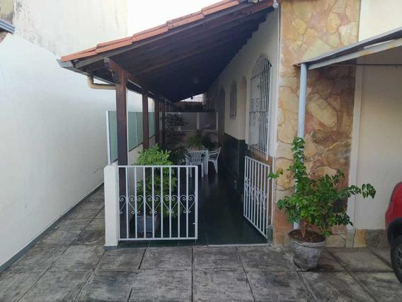 Casa Geminada Com 3 Quartos Para Comprar No Santa Mônica Em Belo Horizonte/mg - 3842