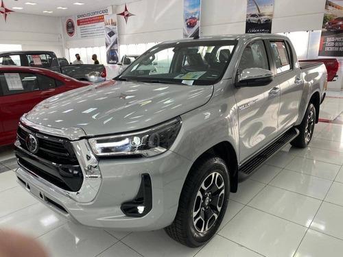 Imagem 1 de 15 de Toyota Hilux Srx 2.8 D-4d Tb Diesel Cd 4x4 Aut 2020/2021 0km