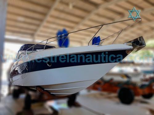 Lancha Ecomarine 39 Barco Iate Ferretti Azimut Axtor