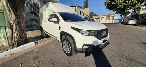 Imagem 1 de 15 de Fiat Strada 2021 1.3 Freedom Cab. Cs Plus Flex 2p