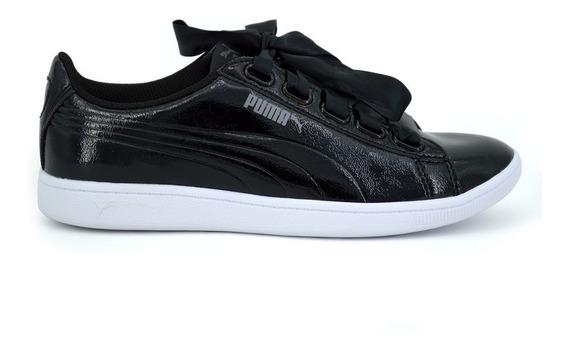 Tenis Puma Para Dama 366417-01 Negro [pum327]
