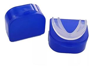 Protector Bucal Gdo Stronger Box Termomoldeable Caja Rigida