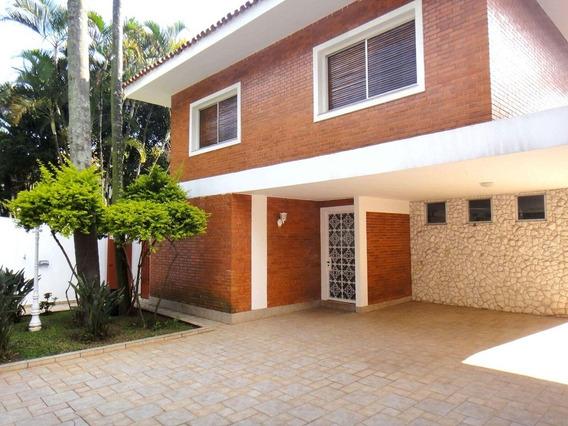 Casa Para Venda, 6 Dormitórios, Jardim Morumbi - São Paulo - 1321