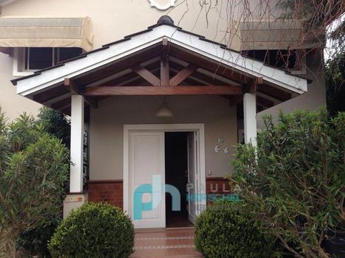 Imagen 1 de 19 de La Celina Hermosa Casa 4 Dorm Sobre 1125 M2  Con Renta