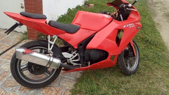 Cbr 450 Sr Estilo A Cbr 600 Ano 2003