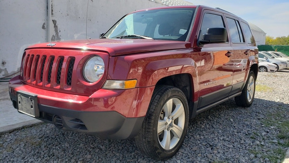 Jeep Patriot 2.4 Sport L4 At 2015