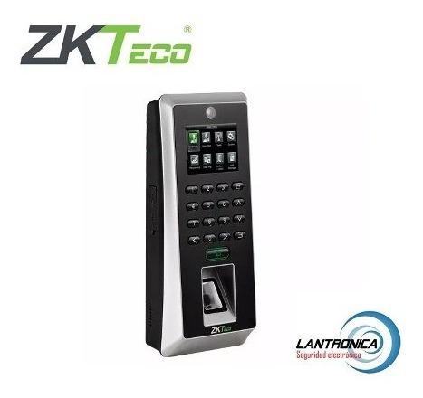 Imagen 1 de 6 de Control Acceso Ztkeco® F21 Id Huella Tarjeta