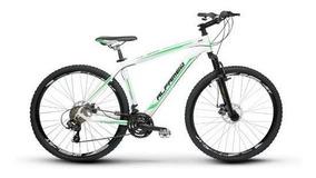 Bicicleta Alfameq 29 Alumínio Freios À Disco Hidráulico 21v