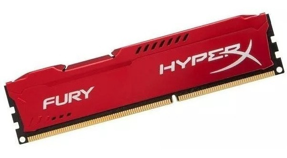 Memória 4gb Ddr3 1866mhz Hyperx Kingston