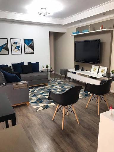 Apartamento Com 3 Dormitórios À Venda, 83 M² Por R$ 515.000,00 - Centro - Guarulhos/sp - Ap0006