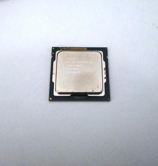 Processador Lga 1155 Celeron G1610 2.50ghz Pouco Usado