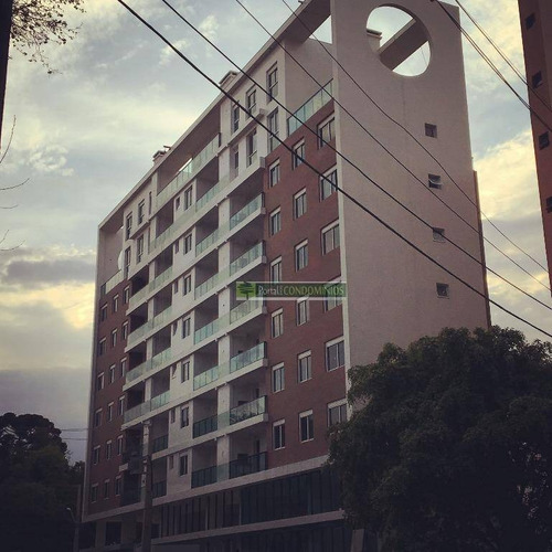 Apartamento Com 3 Dormitórios À Venda, 95 M² Por R$ 899.000,00 - Bigorrilho - Curitiba/pr - Ap0293