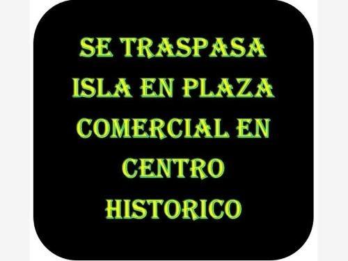 Local Comercial En Renta Isla En Plaza Comercial, En Centro Histórico De Puebla,tiendasanclaplazavictoria