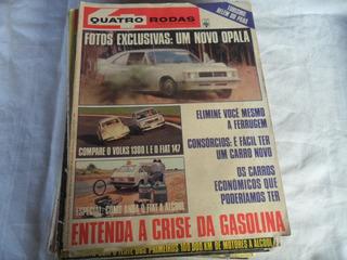 Revista Quatro Rodas N° 225 Abril 1979