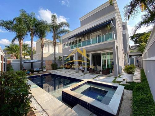 Imagem 1 de 8 de Alpha Zero !!!belíssima Casa Para Venda R$ 4.700.000. - 517