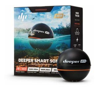 Sonar Pesca Deeper Pro +