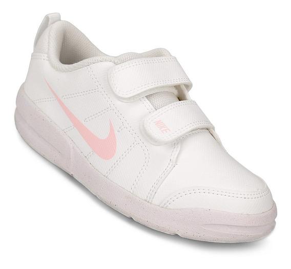 Zapatillas Nike Pico Lt (psv) Infantil Niñas - Escolar
