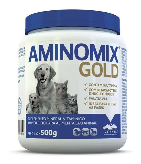 Aminomix Gold 500 Gr - Vetnil