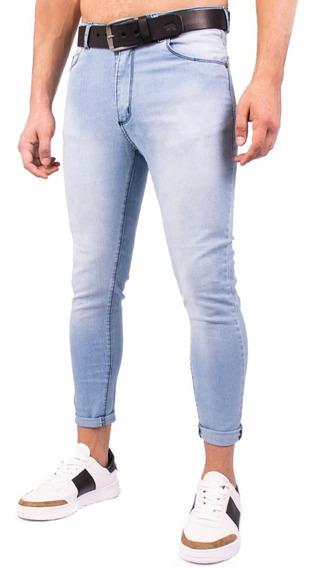 Jeans Hombre Chupin Pantalon - Varios Talles Y Colores