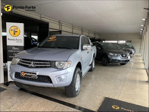 L200 Triton 3.2 Gls 4x4 Cd 16v Turbo Intercoler 2012/2013