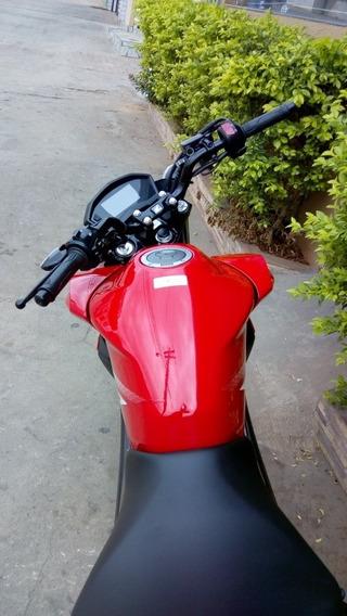 Honda Cb Twister 250 F
