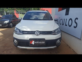 Volkswagen Saveiro Cross Cd 1.6 2016 Branca Flex