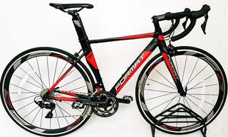 Bike Speed Shimano 105 Com 22v Top Veja Descrição Lindíssima
