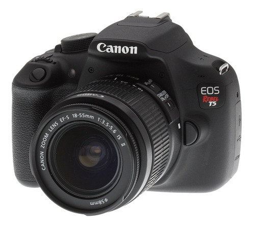 Canon T5 + Lente 18-55mm