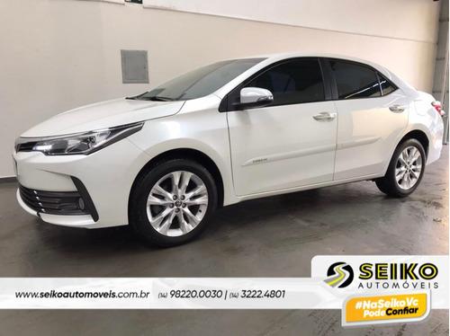 Toyota Corolla Xei Automático Flex 2017/2018