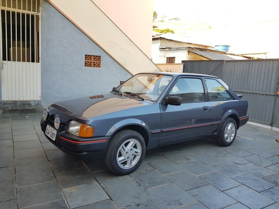 Ford Escort Xr3 1.6 Alcool