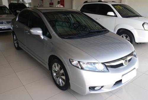 Honda Civic Lxl 1.8 16v Flex 4p Manual 2011