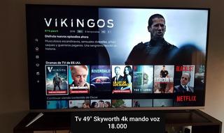 Tv Skyworth 49 4k Entrega 29 Nov