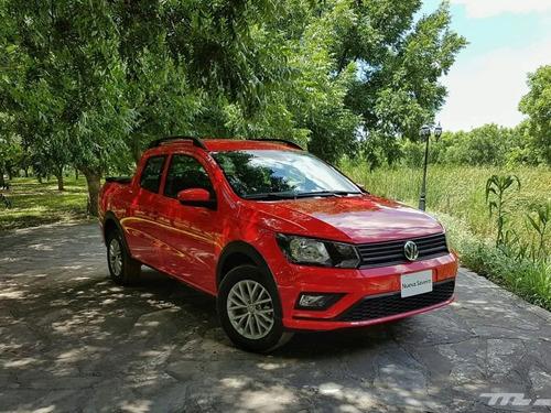 Imagen 1 de 14 de Volkswagen Saveiro Trendline Anticipo O Tu Usado + Cuotas F