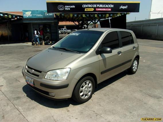 Hyundai Getz Gls Sincronico