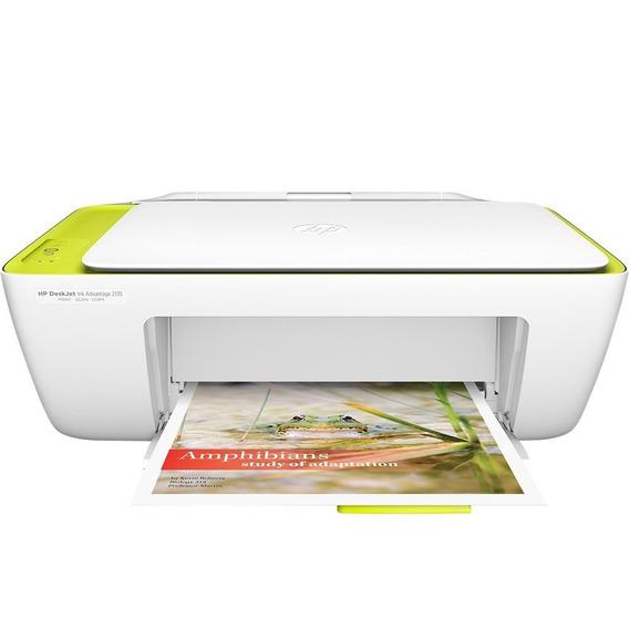 Impressora Multifuncional Jato De Tinta Color Deskjet Advantage 2135 Hp