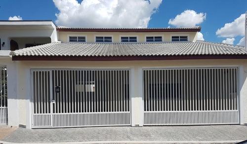 Casa À Venda, 5 Quartos, 5 Suítes, 4 Vagas, Jardim Bom Clima - Guarulhos/sp - 961
