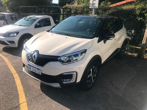 Renault Captur Intens 2.0 Manual No Cvt Automatica #jav1972
