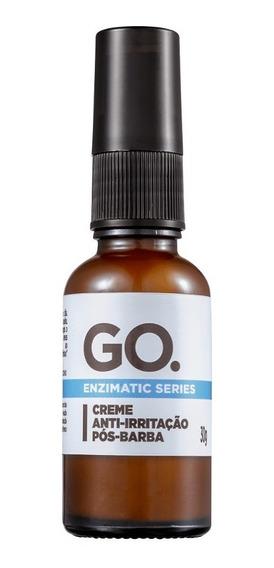 Go Man The New Classic Anti-irritação - Pós-barba 30g Blz