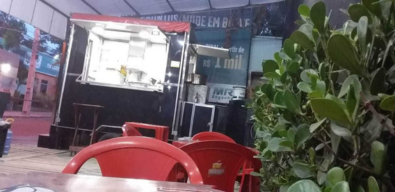 Passo Ponto De Um Food Truck