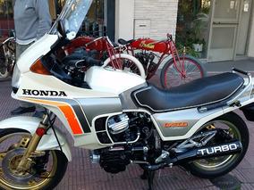 Honda Cx 500 Turbo Impecable !!!!!!