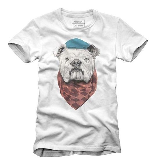 Camiseta British Bulldog Reserva