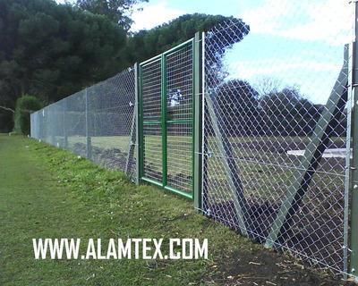 Alambre Tejido Miramar- Cercos Alamtex Instalaciones