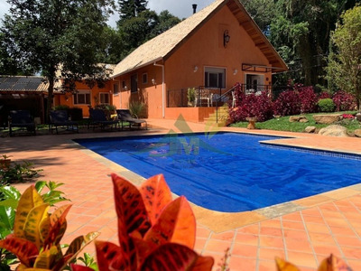 Chácara Em Atibaia Clube Da Montanha 1.500 M² Espetacular - 902