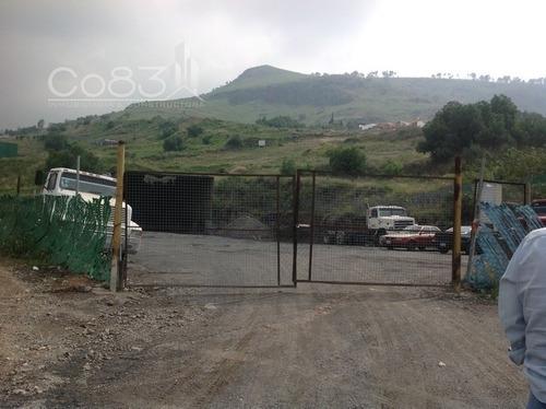 Renta - Terreno - Tlalnepantla - 15,000 M2
