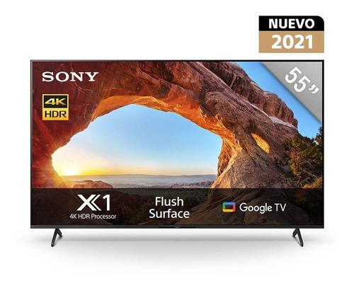 Imagen 1 de 9 de Sony Kd-55x85j   4k Ultra Hd   Hdr   Smart Tv (google Tv)